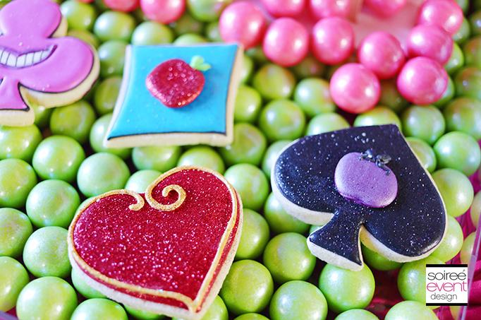 Wonderland cookies