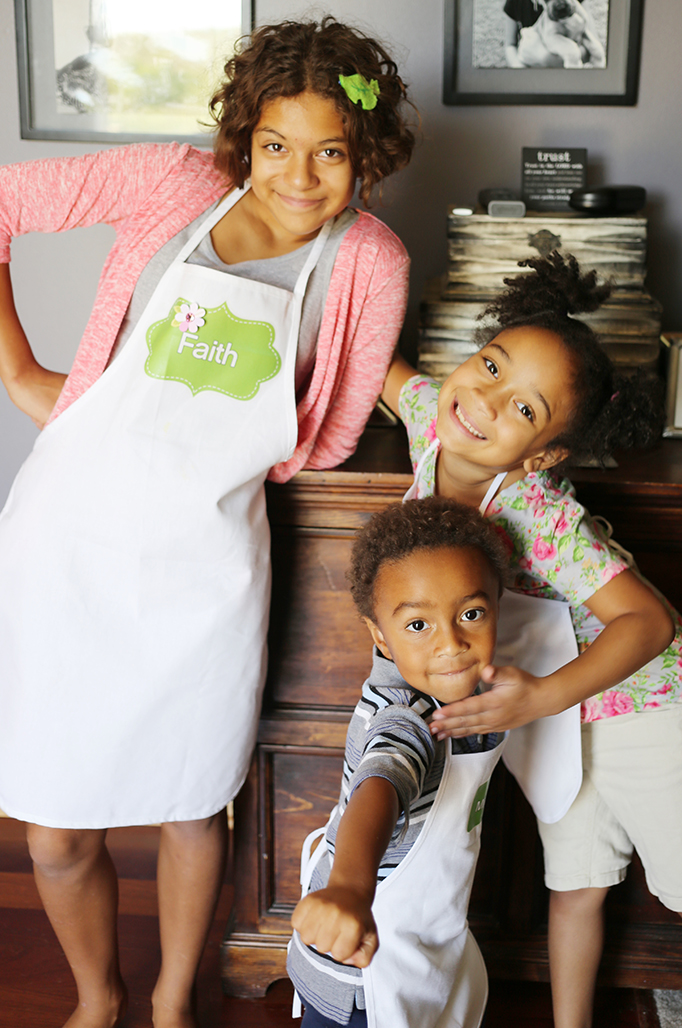 Aprons for kids 3