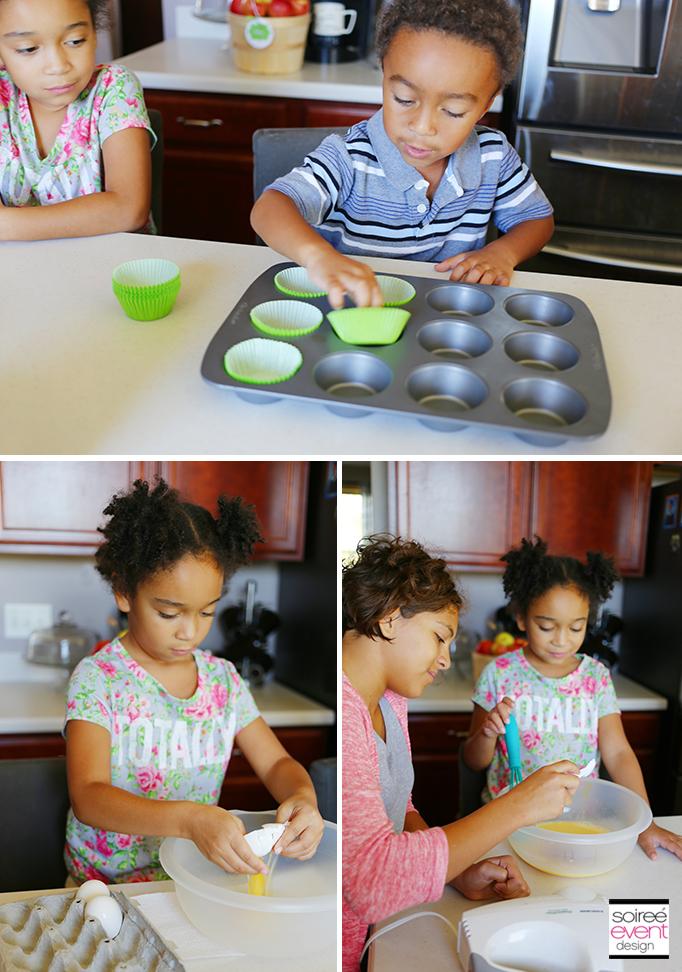 Baking Cupcakes 1