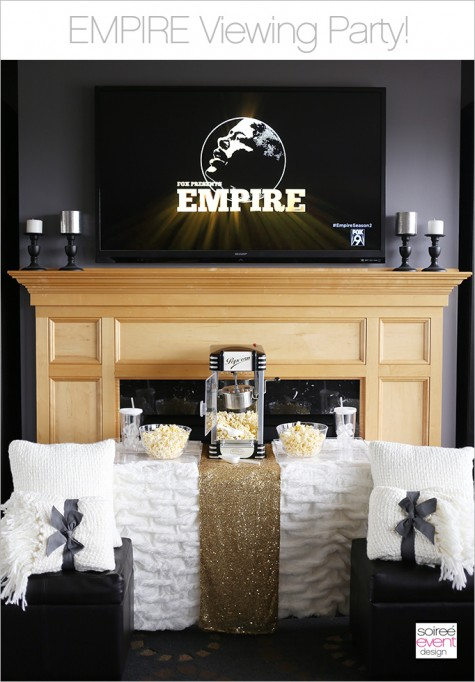 Top 10 Tips for the Busy Hostess – How to Host an <em>Empire</em> Viewing Party!