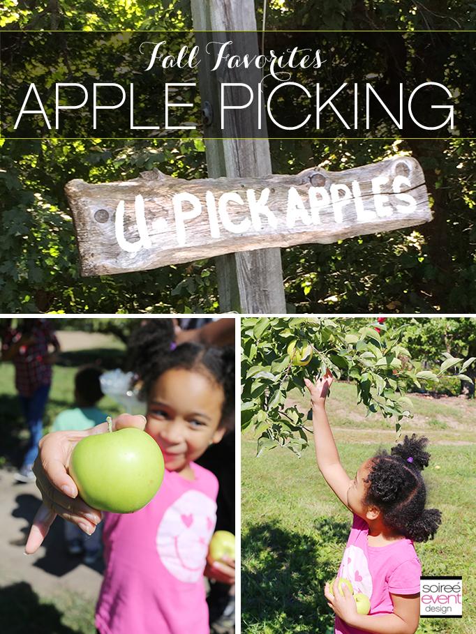 Fall Favorites - Apple Picking