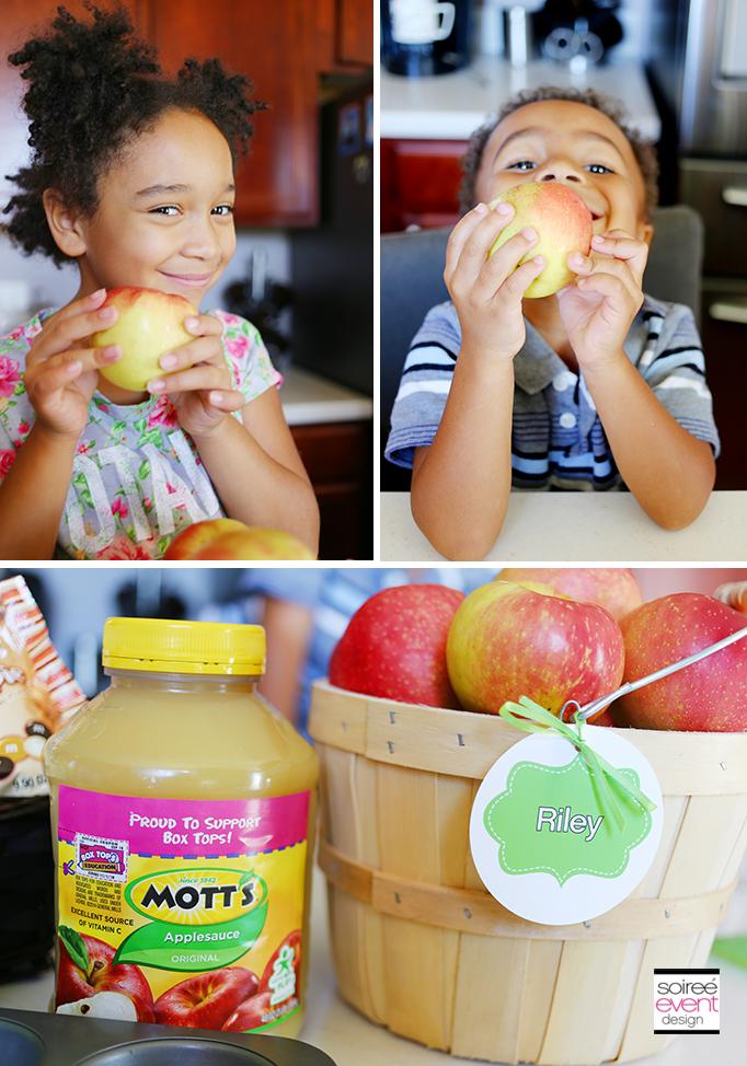 Motts Applesauce