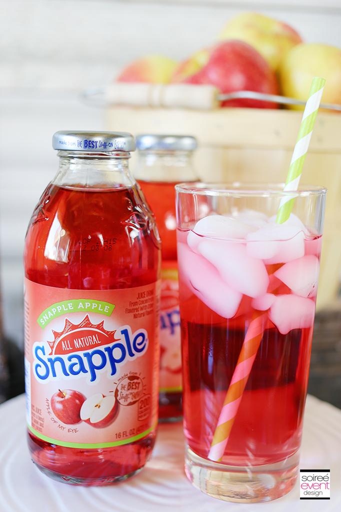 Snapple Apple