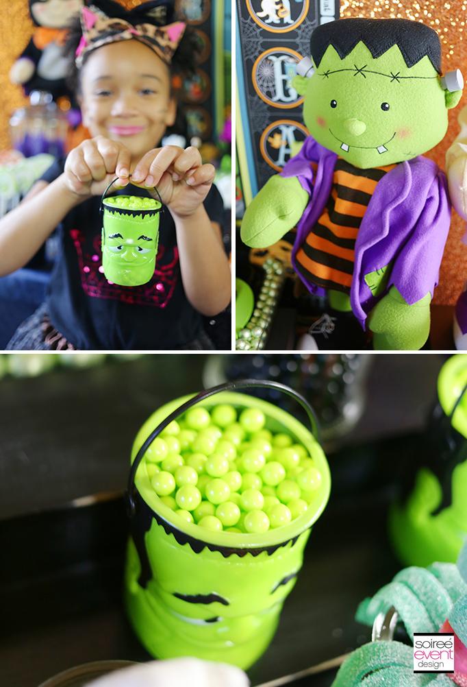 frankenstein candy holders