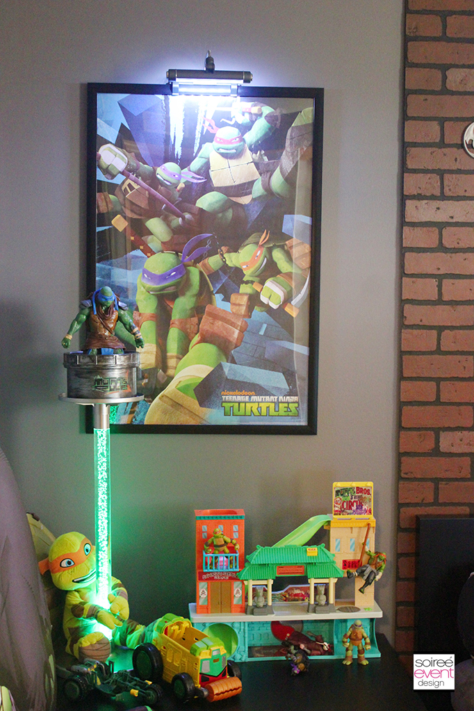 Project Home Redecorate: Ninja Turtles Bedroom Ideas - Soiree Event ...