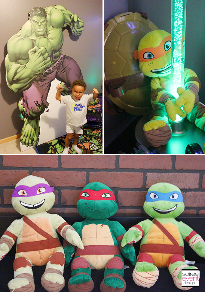 Project home redecorate ninja turtles bedroom ideas for Tmnt decorations