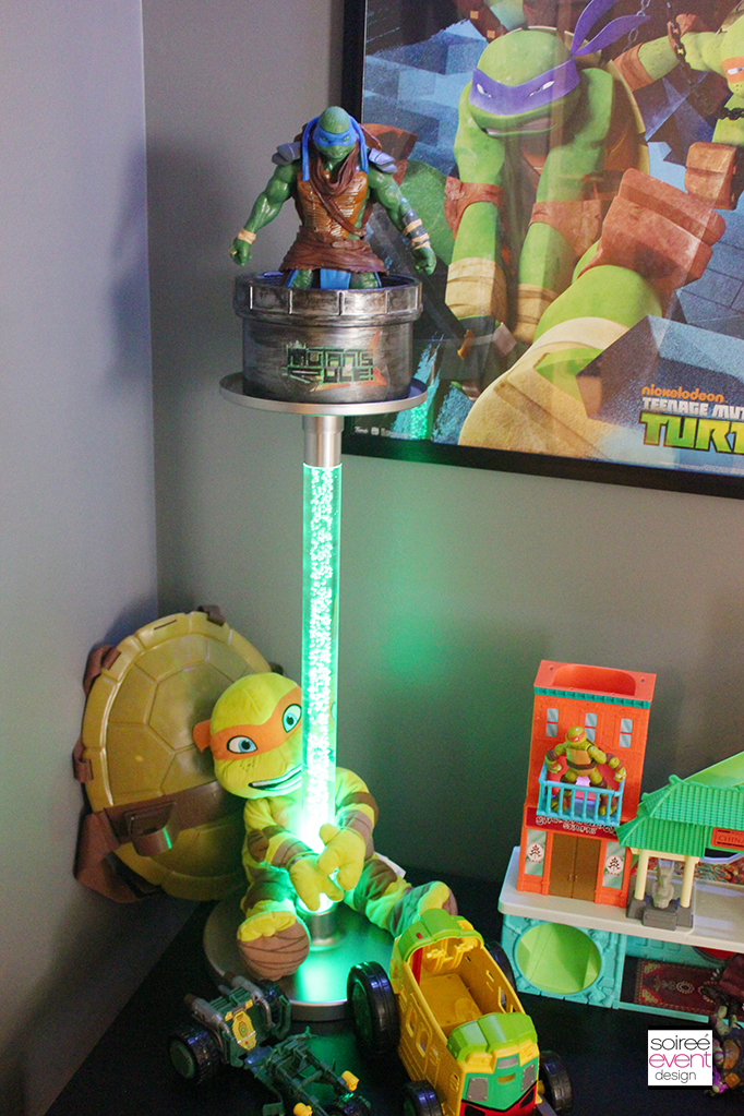 ... Decorations Teenage Mutant Ninja Turtles Bedroom