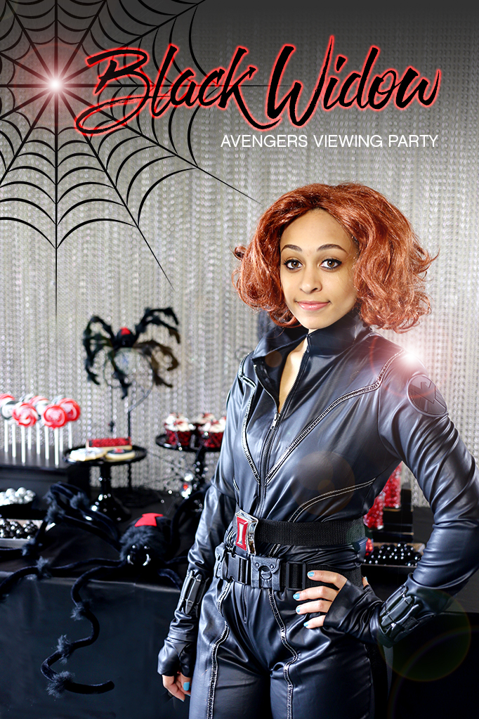 Black Widow Party 2