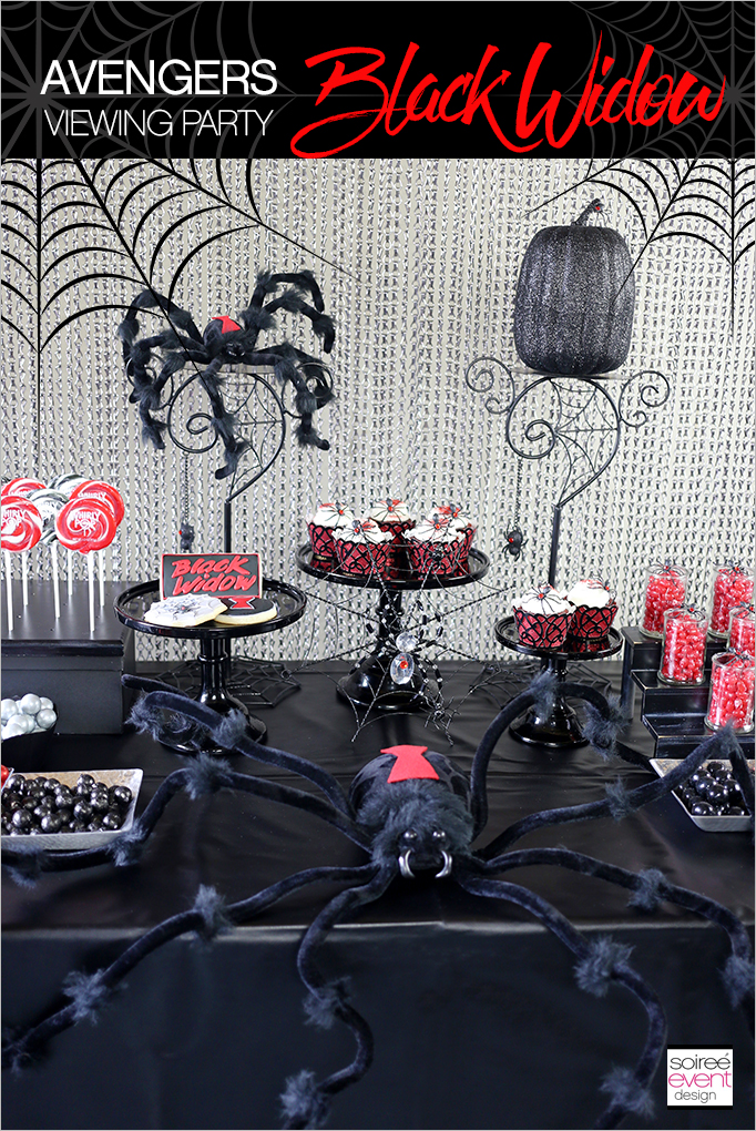 Black Widow Party