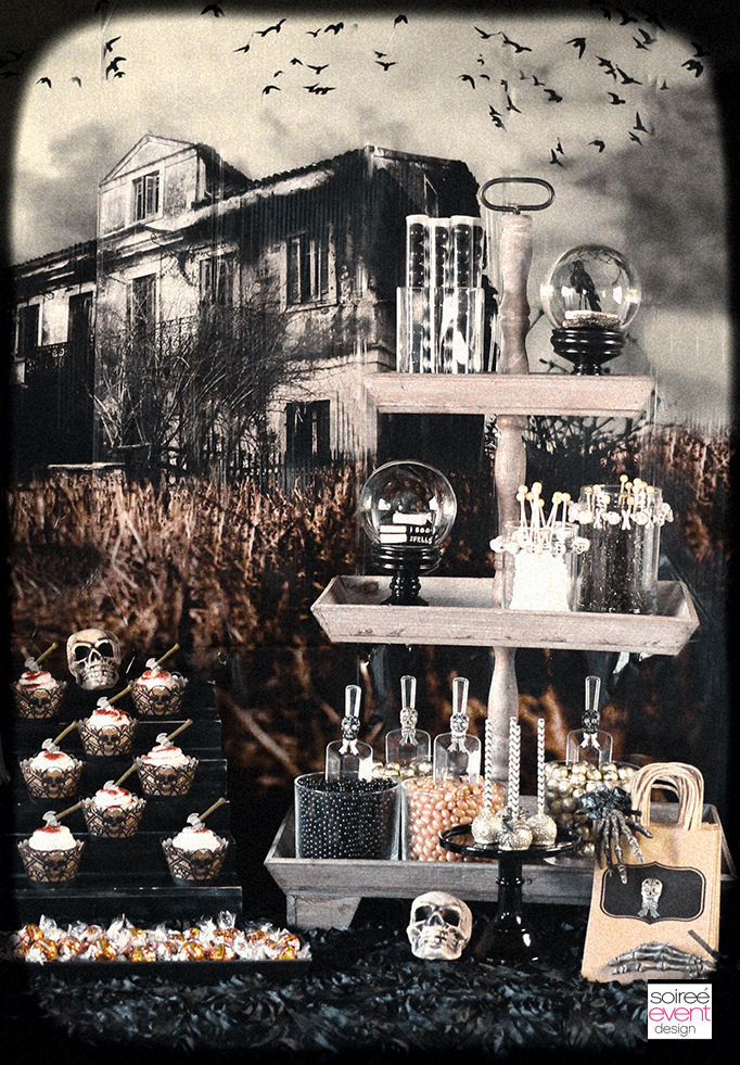 Haunted Farmhouse Halloween party