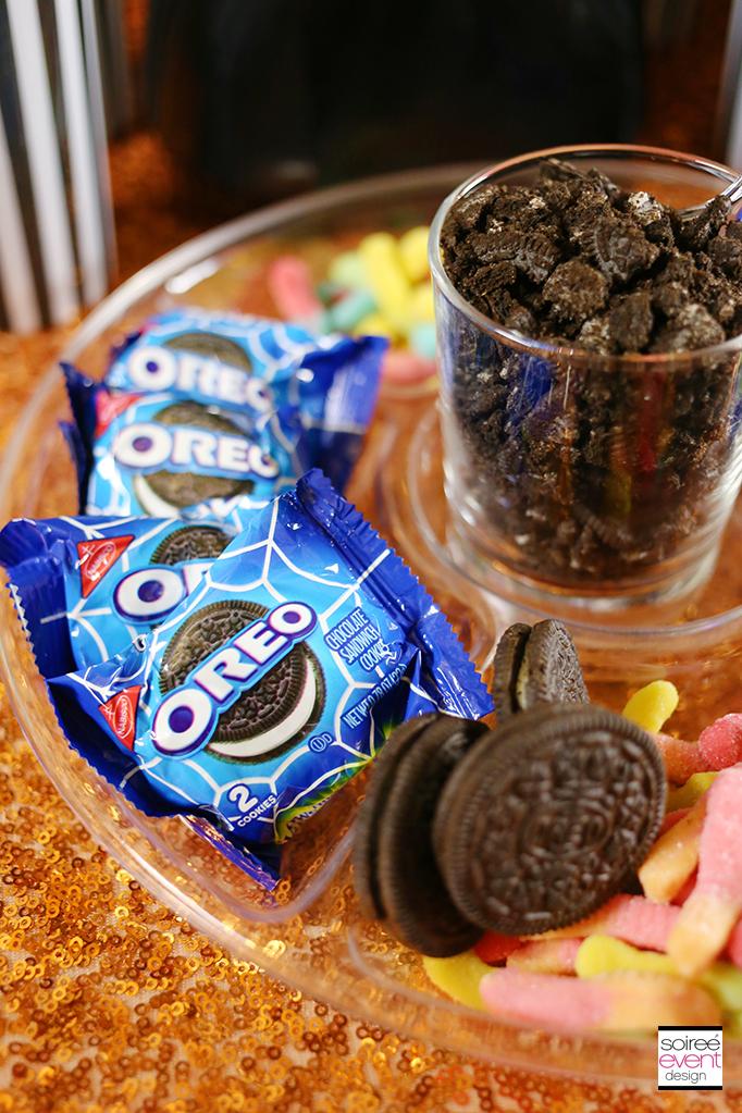 OREO Milkshake ingredients