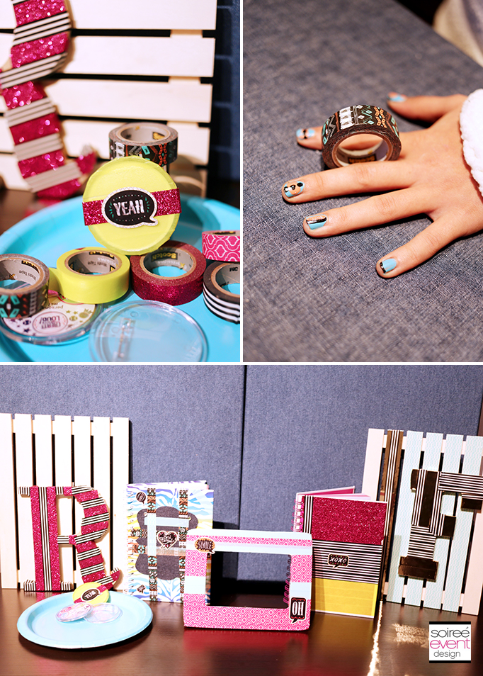 3M Scotch Washi Tape crafts