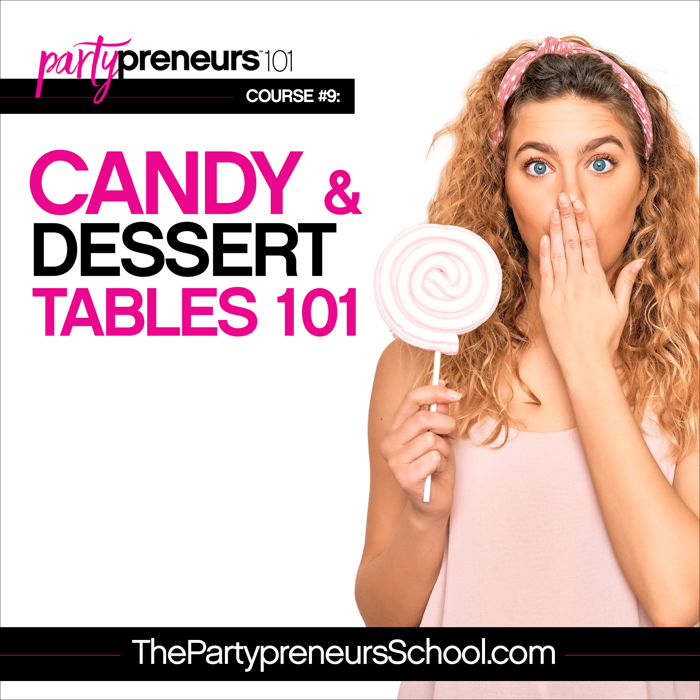 How to price candy and dessert tables