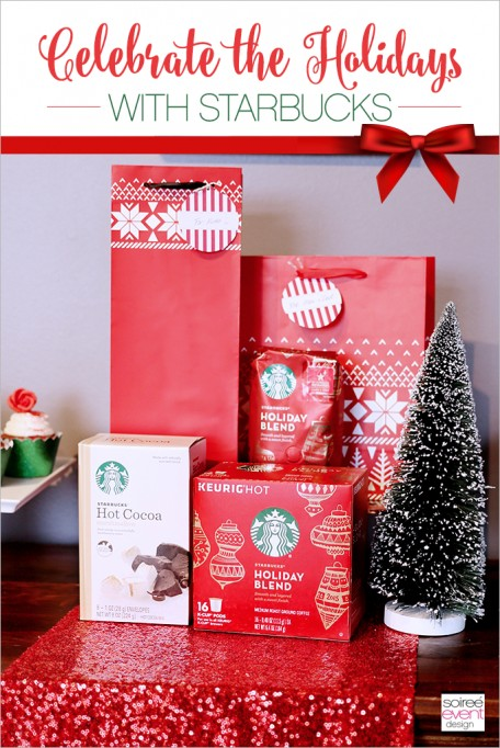 Celebrate the Holidays with Starbucks!