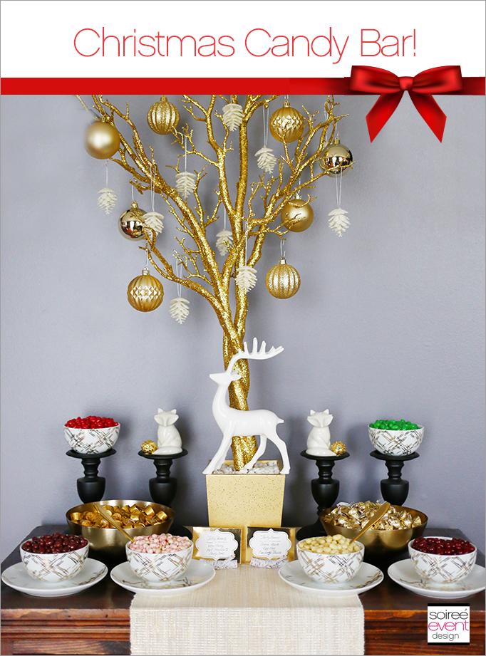 Christmas Candy Bar