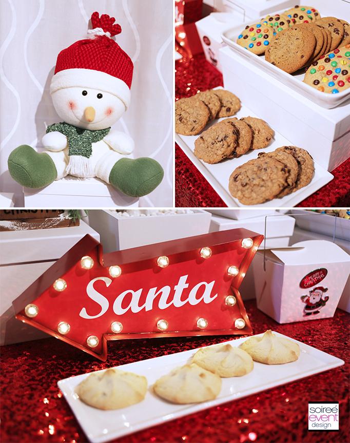 Christmas Cookie Bar for Santa