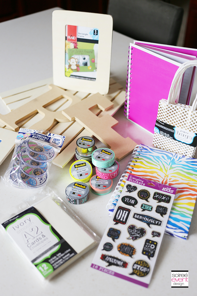 Craft Party Supplies