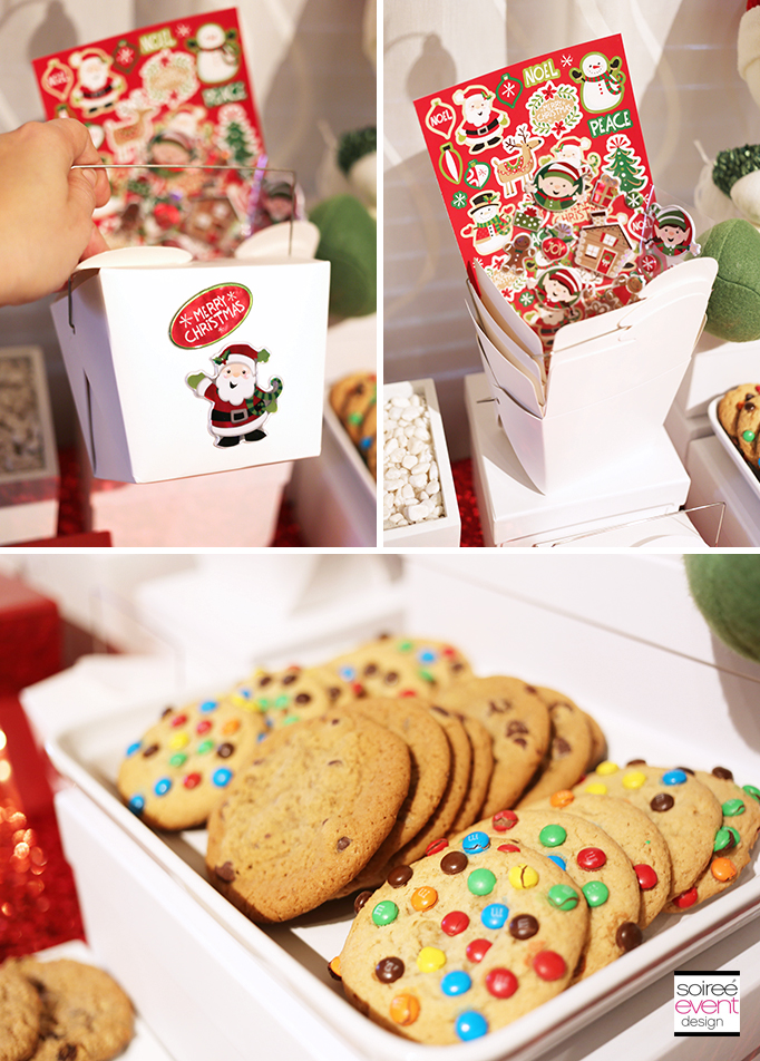Decorate Christmas Cookie Boxes