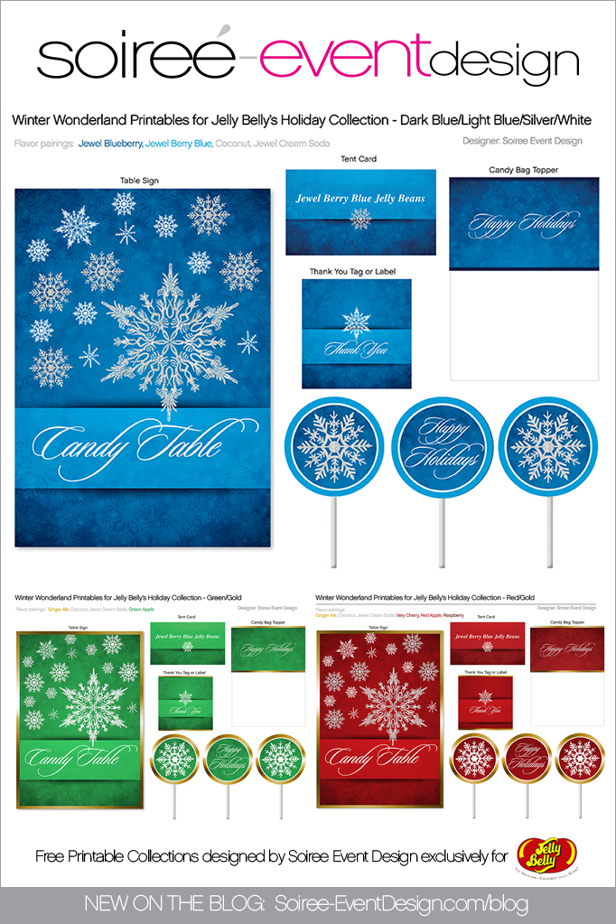 Free Christmas Printables Winter Wonderland 1
