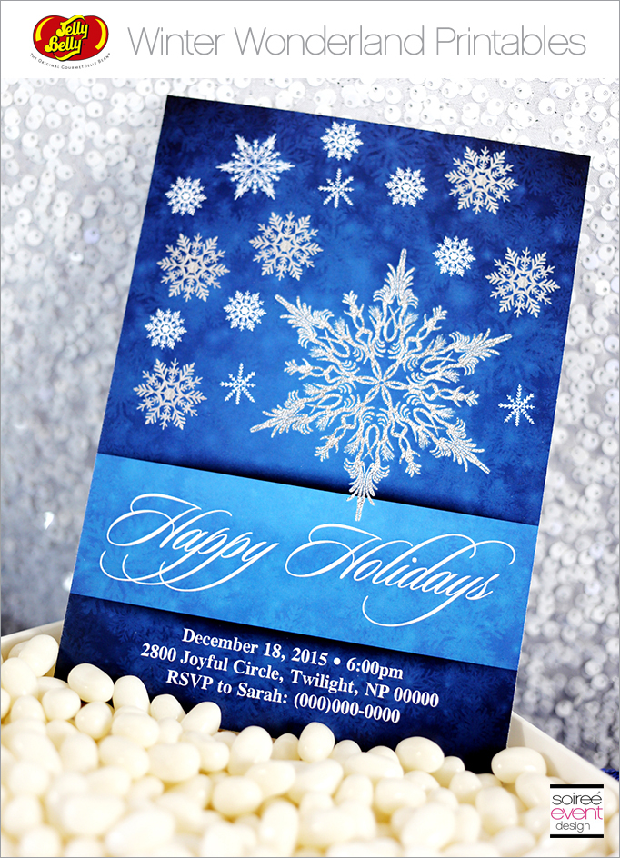 Free Christmas Printables Winter Wonderland_Main 1