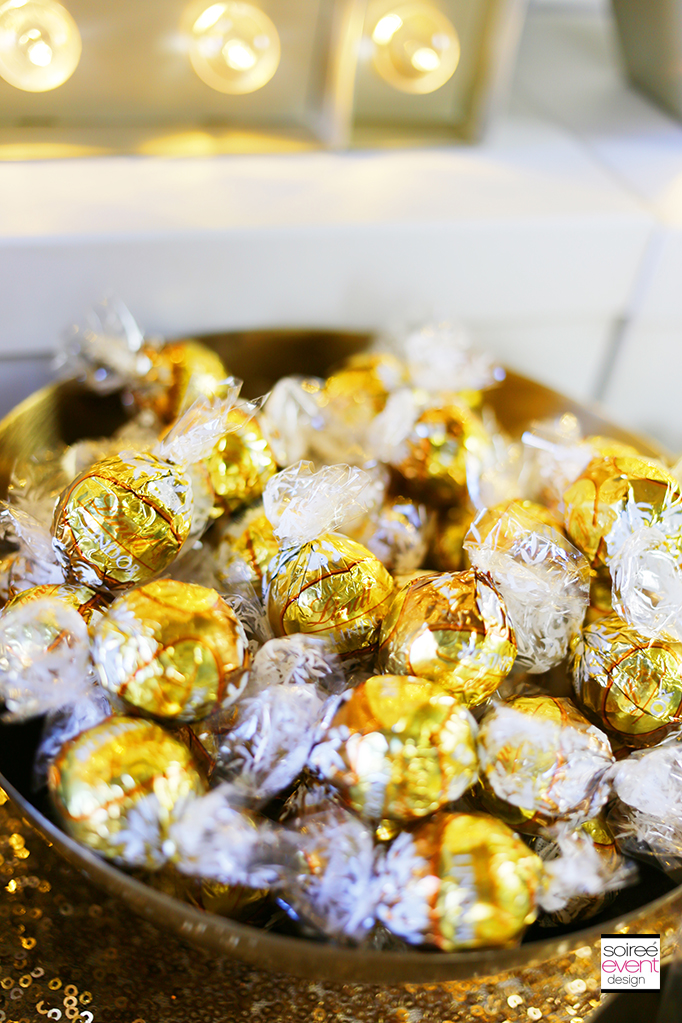 GOLD Candy Table 2