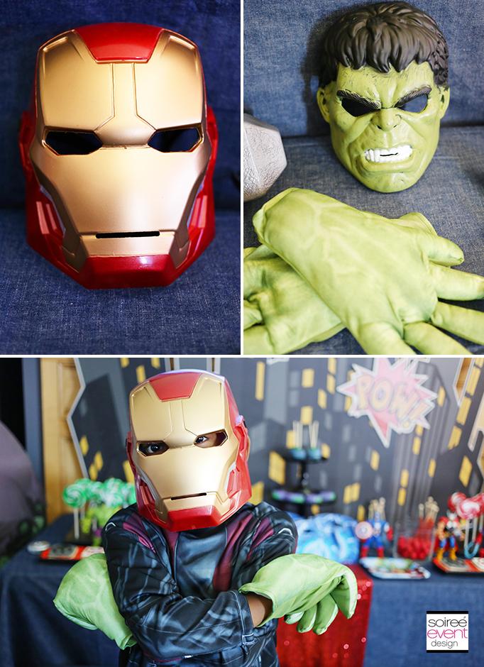 Iron Man Costume - Tyler