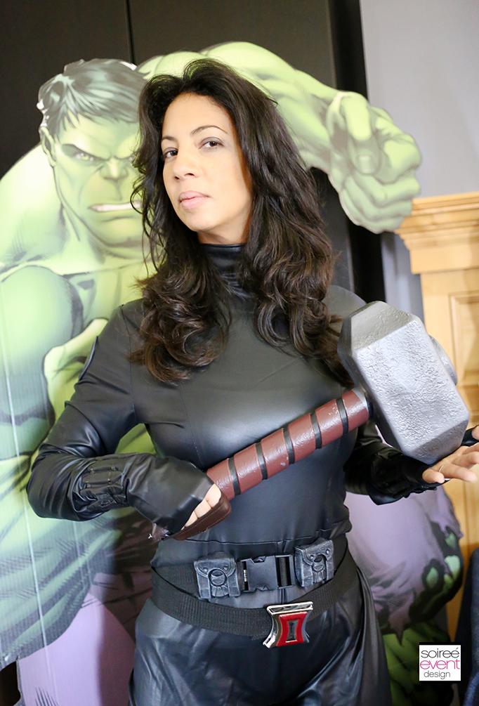 Marvel Avengers Black Widow Costume