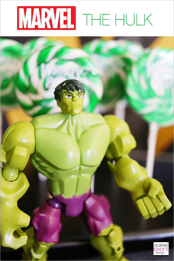 Marvel Super Hero Mashers HULK