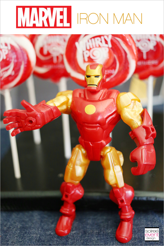 Marvel Super Hero Mashers IRONMAN