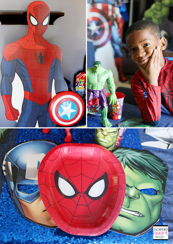 Marvel Super Hero Mashers Party 10