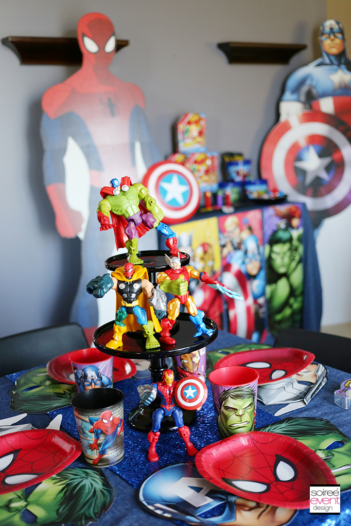 Marvel Super Hero Mashers Party 11