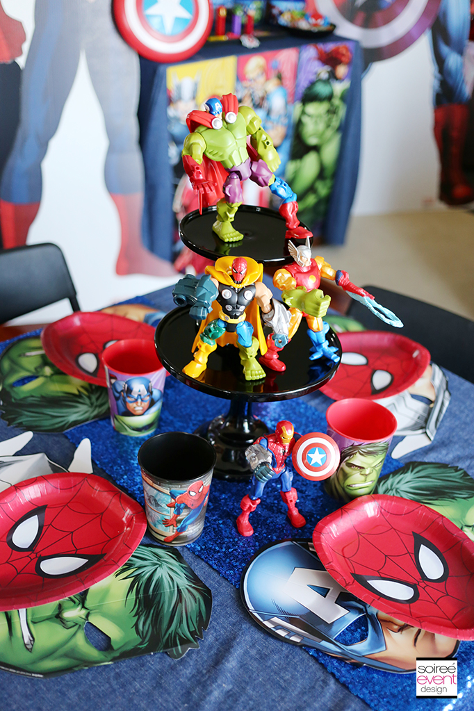 Marvel Super Hero Mashers Party 7