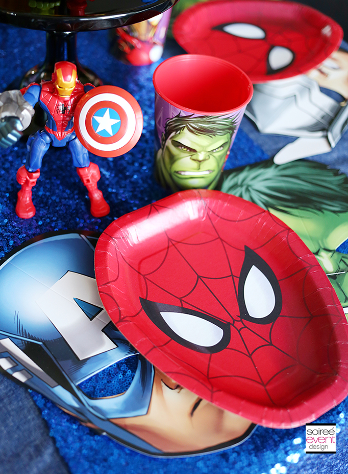 Marvel Super Hero Mashers Party 9