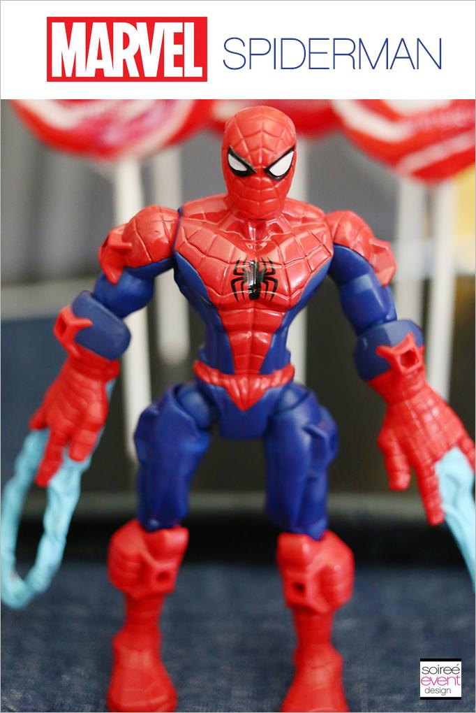 Marvel Super Hero Mashers SPIDERMAN