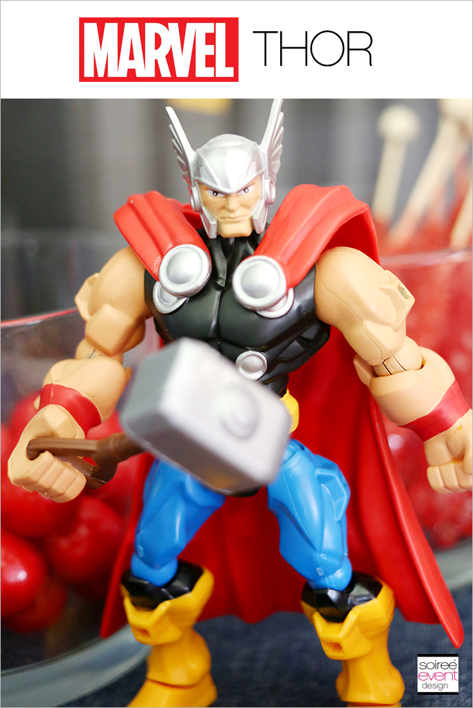Marvel Super Hero Mashers THOR