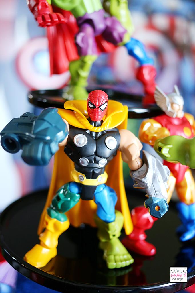 Marvel Super Hero Mashers Toys 2