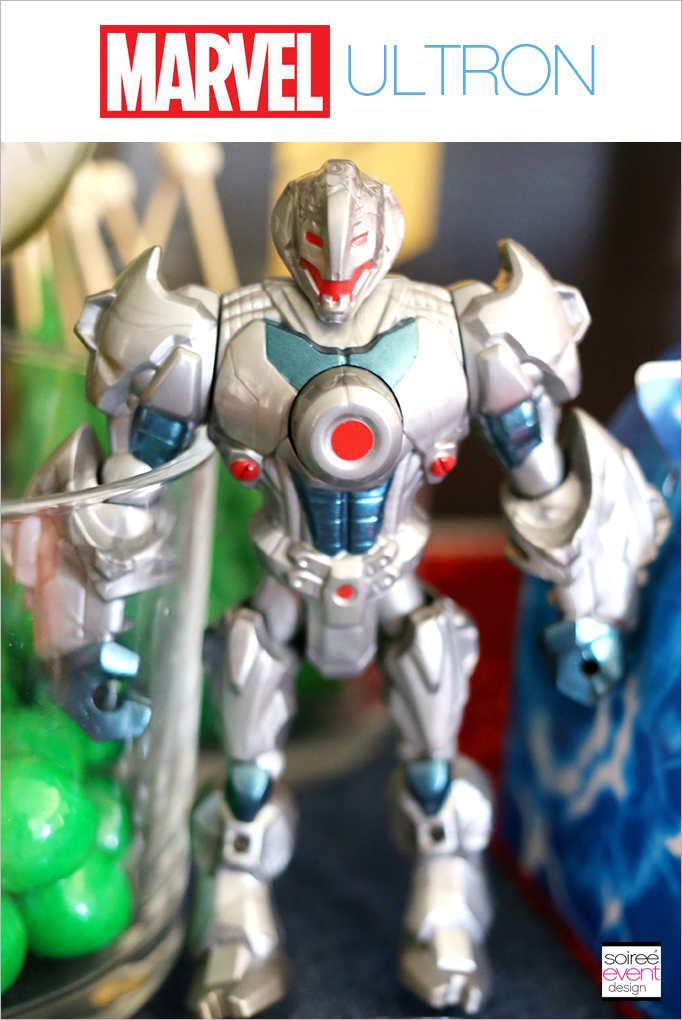 Marvel Super Hero Mashers ULTRON