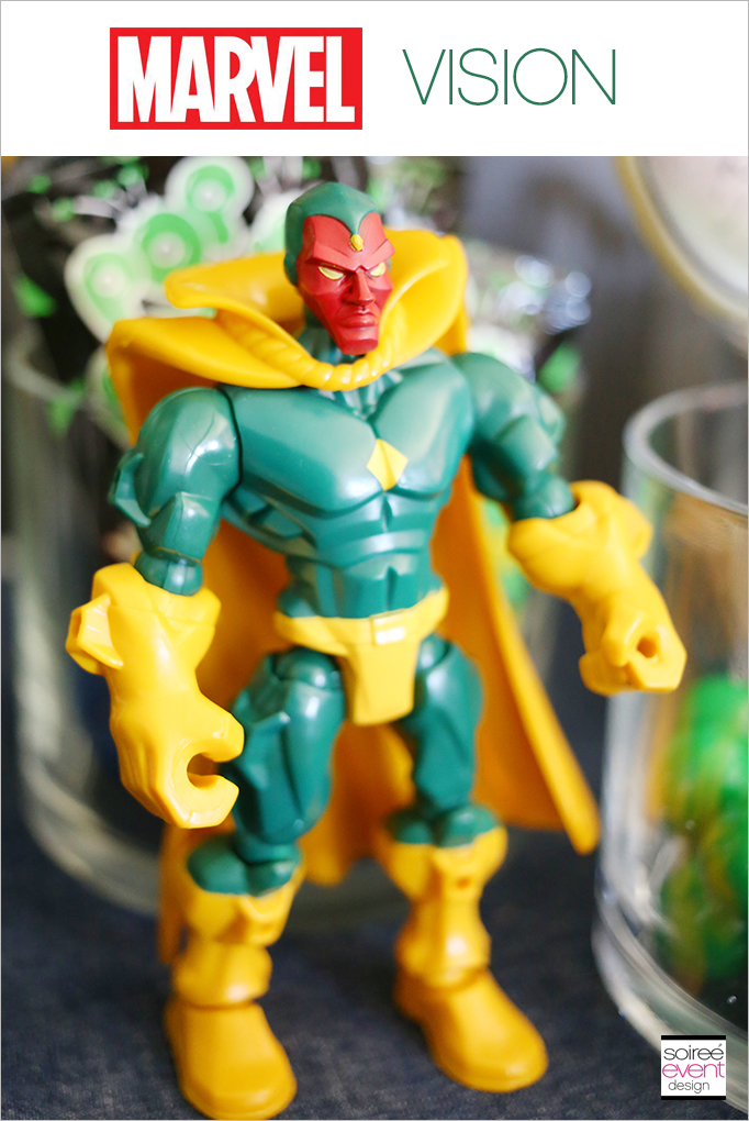 Marvel Super Hero Mashers VISION