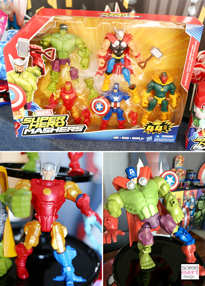 Marvel Super Hero Smasher Toys 5