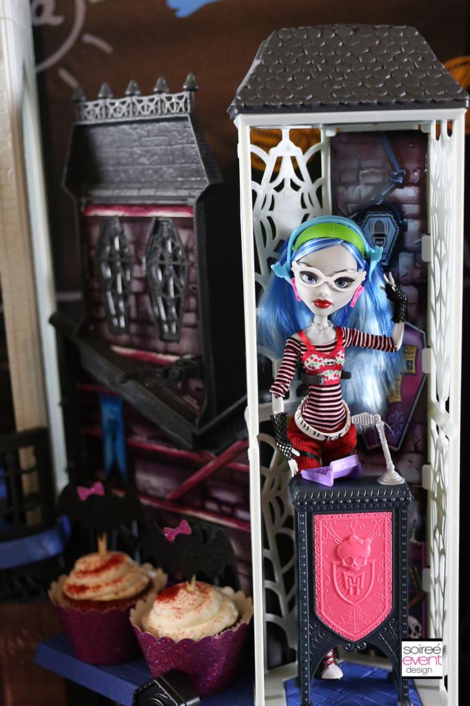 Monster High Deadluxe High School Playset 2