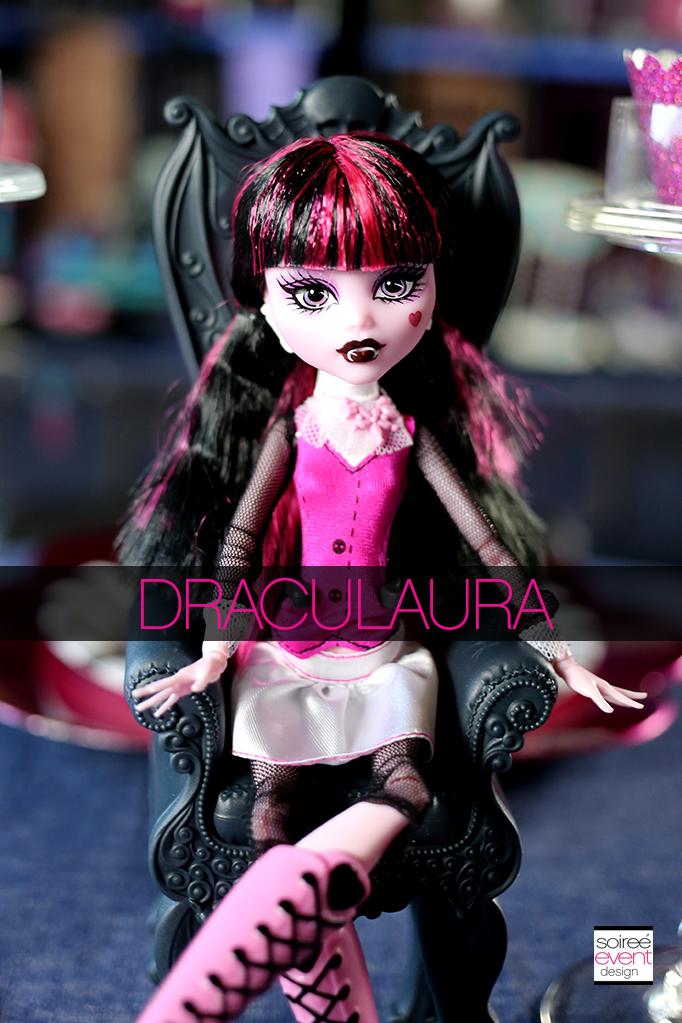 Monster High Dolls - Draculaura