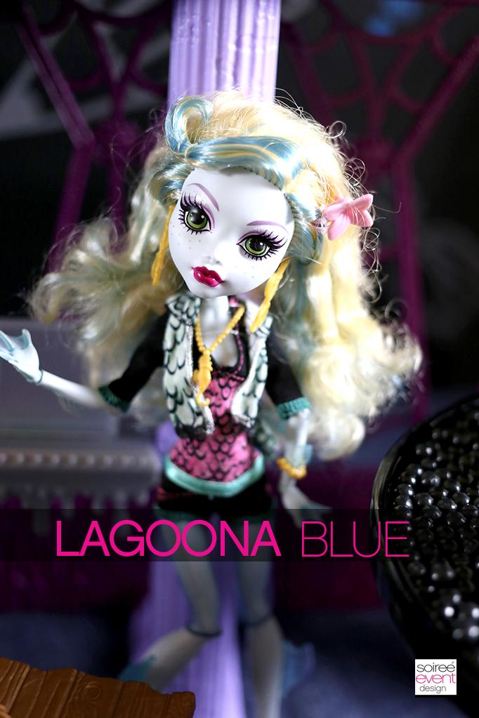Monster High Dolls - Lagoona Blue