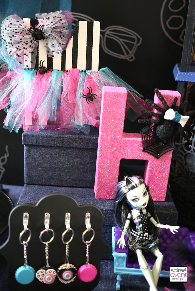 How to Host a Ghouls Rule Monster High Party! - Soiree Event Design