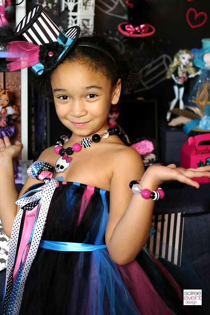 Monster High Tutu Dress 1