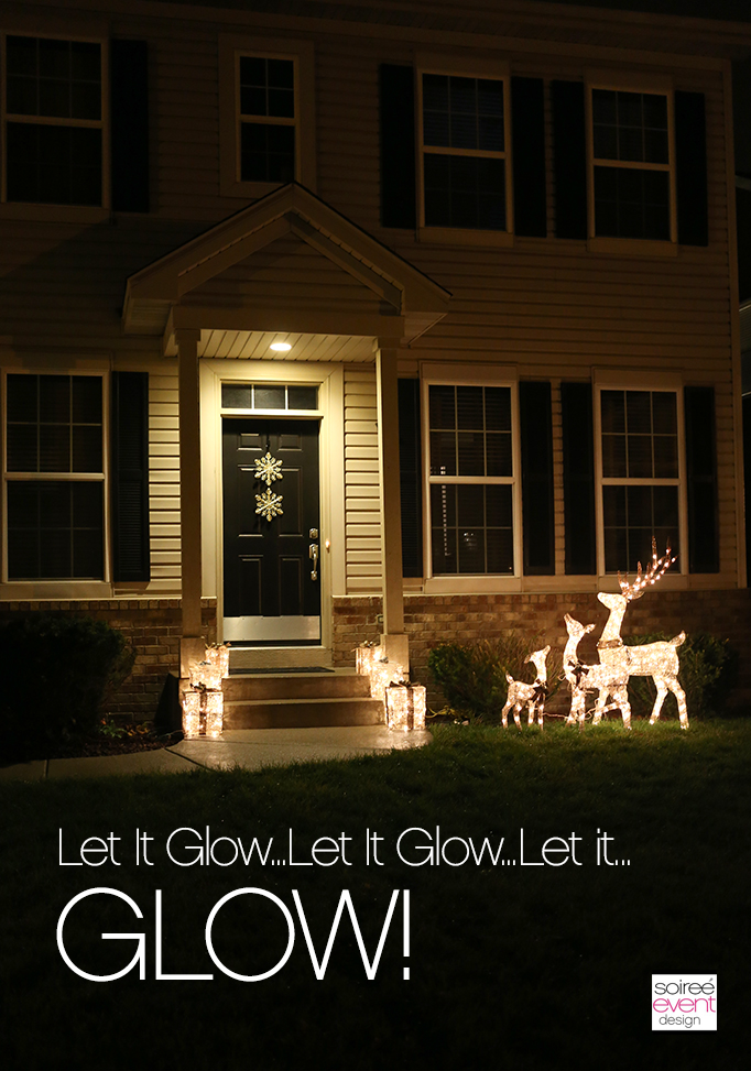 Outdoor Light Up Christmas Decorations