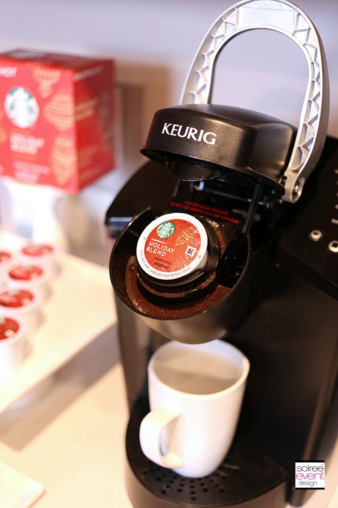 Starbucks Keurig Coffee