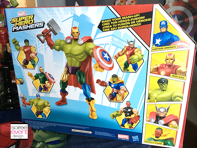 Super Hero Mashers Toys 2