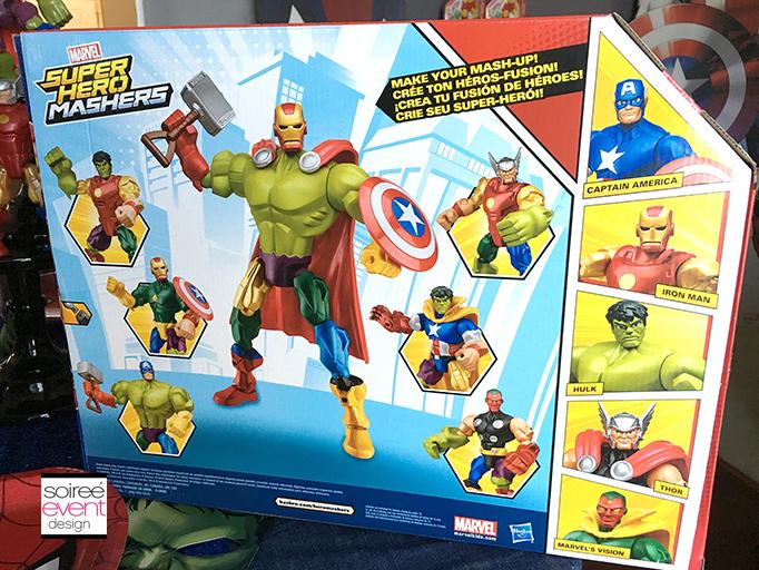Super Hero Mashers Toys 2