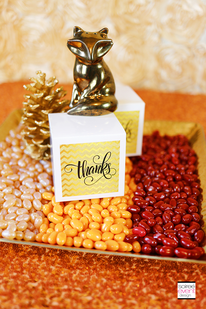 Thanksgiving Party Printables favor tags