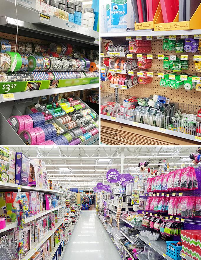 Walmart Instore Supplies